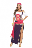 Elegant Moments Costume da Zingara 5pz | EM9225